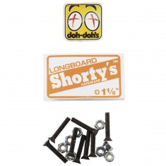 "Shorty's 1-1/8"" Phillips Longboard Hardware"