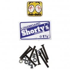 "Shorty's 1-1/2"" Phillips Longboard Hardware"
