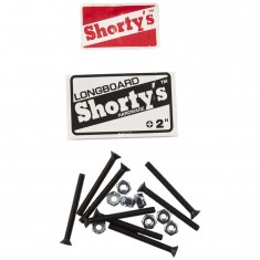 "Shorty's 2"" Phillips Longboard Hardware"