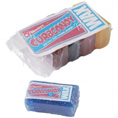 Shorty's Curb Candy Wax 5 pack Skate Wax
