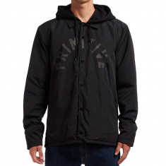 Primitive Two-Fer Coaches Jacket - Black