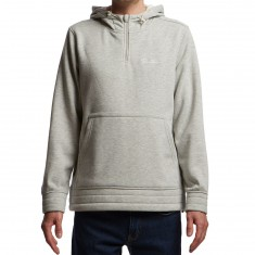 Primitive Iceburg Quarter Zip Hoodie - Ice Heather