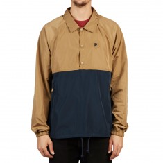 Primitive Anorak Coach Jacket - Camel
