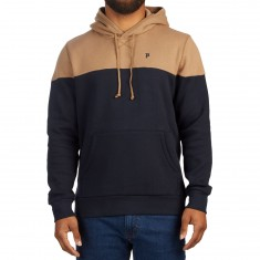Primitive Dirty P Blocked Hoodie - Camel
