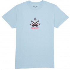 Primitive Leafy T-Shirt - Powder Blue