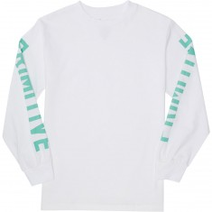 Primitive Block Longsleeve T-Shirt - White