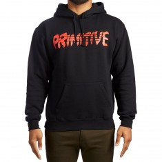 Primitive Midnight Riders Claws Hoodie - Black