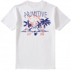 Primitive Erupt T-Shirt - White