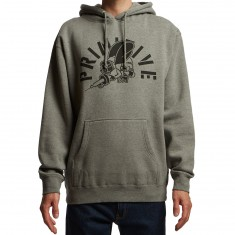 Primitive Killer Bees Hoodie - Grey Heather