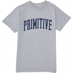 Primitive Collegiate Arch T-Shirt - Athletic Heather