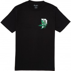 Primitive Smokey P T-Shirt - Black