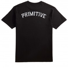 Primitive Bones Glow T-Shirt - Black