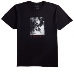 Primitive Wolves T-Shirt - Black