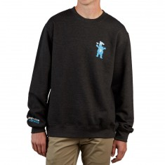Primitive X Grizzly Bear Sweatshirt - Charcoal Heather