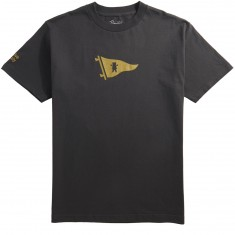 Primitive X Grizzly Bear Pennant T-Shirt - Vintage Black