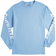 Primitive Block Long Sleeve T-Shirt - Carolina Blue