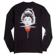 Primitive X Paul Jackson Geisha Long Sleeve T-Shirt - Black