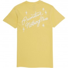 Primitive Summer Nights T-Shirt - Banana