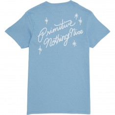 Primitive Summer Nights T-Shirt - Powder Blue