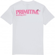 Primitive El Escorpian T-Shirt - White