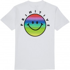 Primitive Vibes T-Shirt - White