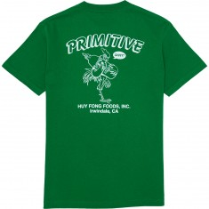 Primitive X Huy Fong Foods Saucy T-Shirt - Green