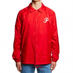 Primitive X Huy Fong Foods Coaches Jacket - Red