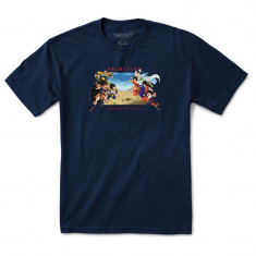 Primitive x Dragonball Z Battle T-Shirt - Navy
