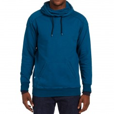 Push Culture Pullover Hoodie - Blue
