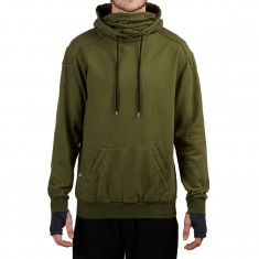 Push Culture Pullover Hoodie - Green