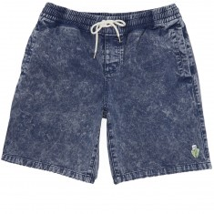 Rip N Dip Nermal Leaf Volley Shorts - Navy