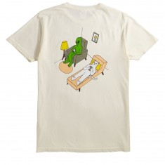 Rip N Dip Therapy T-Shirt - Off White