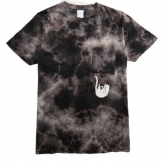 Rip N Dip Falling For Nermal Pocket T-Shirt - Black Wash