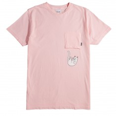 RIPNDIP Falling For Nermal T-Shirt - Pink
