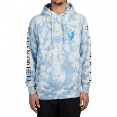 Rip N Dip Heaven And Hell Hoodie - Cloud Wash