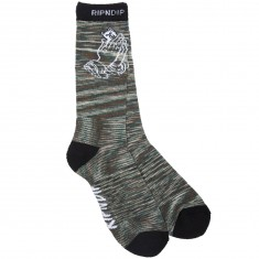 RIPNDIP Praying Hands Socks - Camo