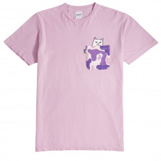 Camo Nermal Purple Pocket Lord RIPNDIP Camo T Shirt vxSgvwTq
