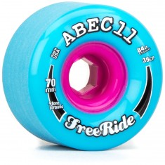 Abec11 Stone Ground FreeRide Longboard Wheels - 70mm