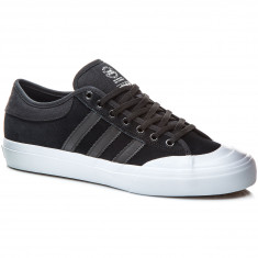 Adidas Matchcourt Shoes - Black/Black/White