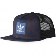 Adidas Palm Trucker Hat - Multicolor