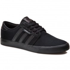 Adidas Seeley Shoes - Black/Black/Black