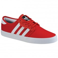 Adidas Seeley Shoes - Scarlet/White/Black