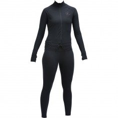 Airblaster Hoodless Womens Ninja Suit - Black