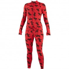 Airblaster Hoodless Womens Ninja Suit - Moose