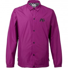 Analog Campton Coaches Snowboard Jacket - Grapeseed