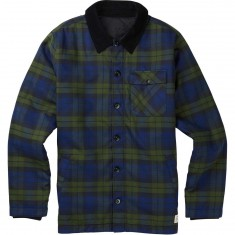 Analog Daily Driver Snowboard Jacket - Deflate Gate/Union Plaid