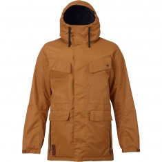 Analog Merchant Snowboard Jacket - Copper