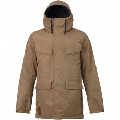 Analog Merchant Snowboard Jacket - Soil