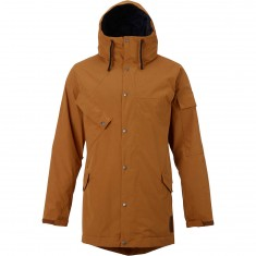 Analog Solitary Snowboard Jacket - Copper