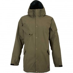 Analog Solitary Snowboard Jacket - Soil